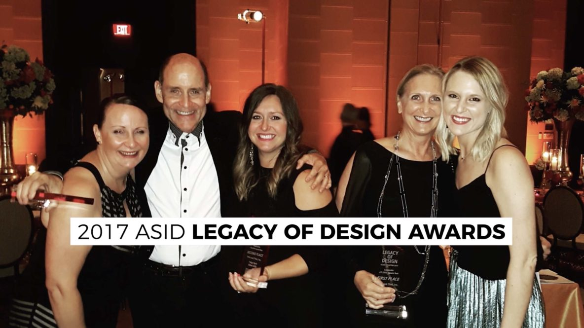 2017 Legacy of Design Awards