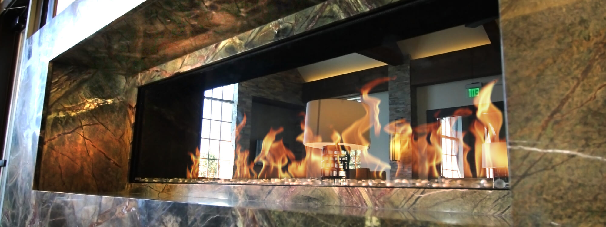 Club Fireplace